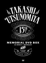 Takashi Utsunomiya 15th Anniversary Memorial DVD BOX