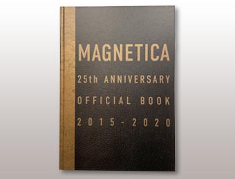 Magneticaオリジナルグッズの販売